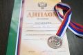 Александр Пайвин - призер чемпионата России по греко-римской борьбе