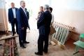 Глава Зауралья оценил ход строительства нового корпуса школы в Сафакулево