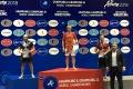 Александр Серебринников стал чемпионом мира по грэпплингу