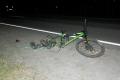 В Каргапольском районе погиб велосипедист