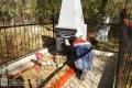 На Воскресенском кладбище провели косметический ремонт братских могил