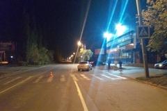 В Шадринске 18-летняя автоледи сбила пешехода