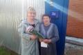 Молодёжная палата поздравила шадринских заслуженных учителей РФ
