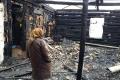 Установлена причина крупного пожара в Шадринске