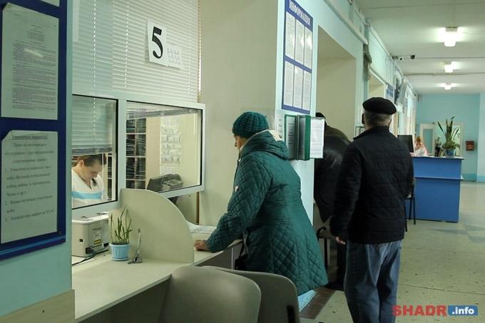 Шадринская поликлиника призывает граждан пройти профилактические осмотры