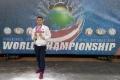 Иван Самочернов — чемпион мира по гиревому спорту