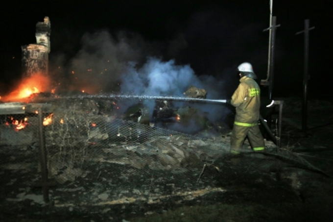 В Шадринске сократилось число погибших в огне
