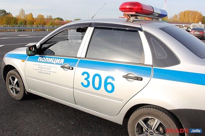 В Шадринске в результате ДТП пострадали несовершеннолетние пассажиры