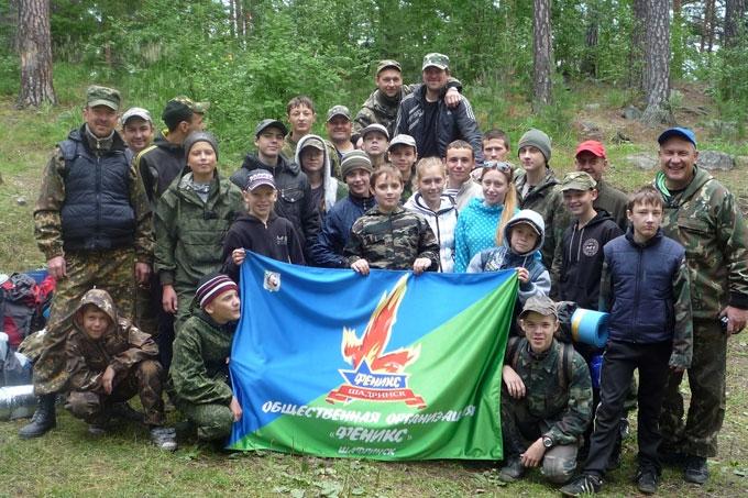 Шадринская организация воинов запаса «Феникс» во второй раз стала победителем конкурса Президентских грантов
