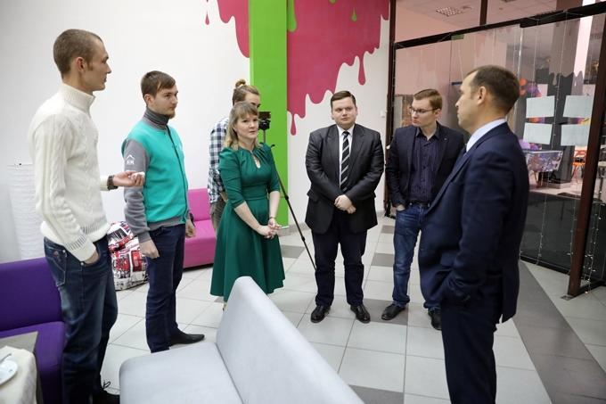 Вадим Шумков ответил на вопросы курганских блогеров