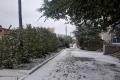 Погода новой недели: снег и сильный ветер