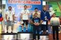 Александр Пайвин — победитель Всероссийского турнира по греко-римской борьбе