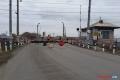 Временно для проезда закроют железнодорожный переезд 218 километр