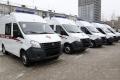 Зауралье получит 18 новых автомобилей скорой медицинской помощи
