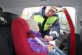 За нарушение правил перевозки детей к ответственности привлечено 96 водителей
