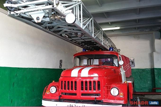 Спасатели оперативно предотвратили распространение огня в жилом доме