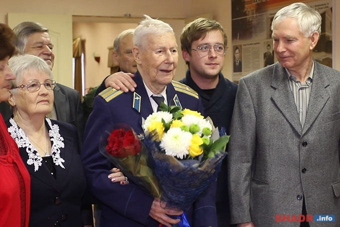 Виленину Рычкову исполнилось 90 лет
