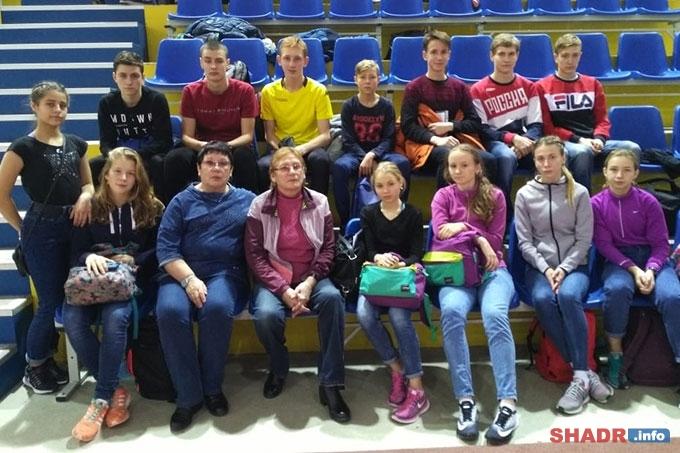 Шадринские легкоатлеты показали хорошие результаты на престижных соревнованиях