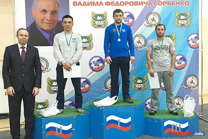Александр Пайвин — победитель турнира по греко-римской борьбе
