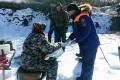 ГИМС: «Лёд ещё недостаточно окреп, а значит, находиться на нём опасно»