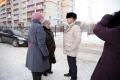 Вадим Шумков продолжает контролировать качество уборки улиц и дворов в Кургане