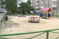 По проекту «Городская среда» благоустроены четыре дворовых зоны