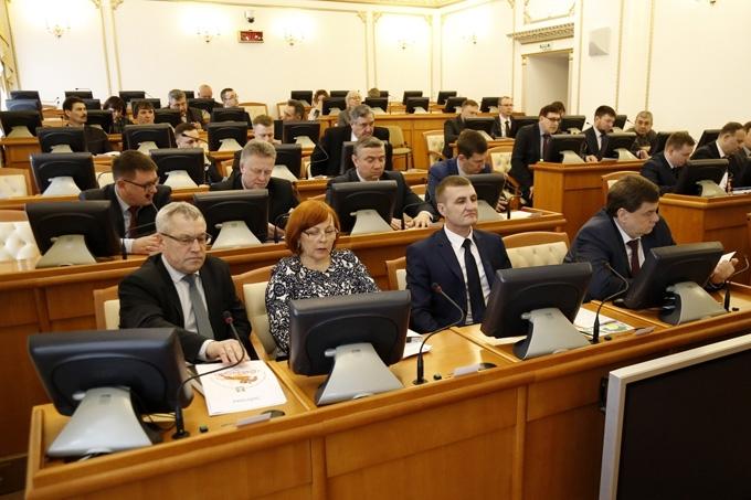 Новый орган исполнительной власти будет создан в правительстве Зауралья