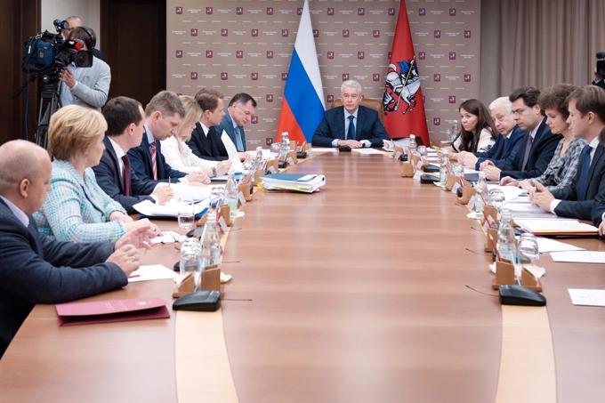 Курганскую область посетит делегация правительства Москвы