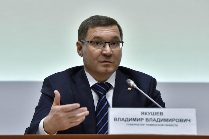 Зауралье с рабочим визитом посетит министр строительства Владимир Якушев