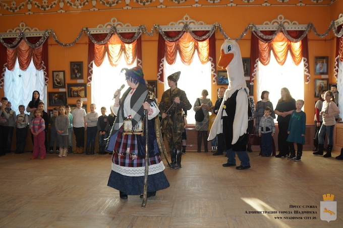 Гастрономический фестиваль «Шадринский гусь» состоялся в пятый раз