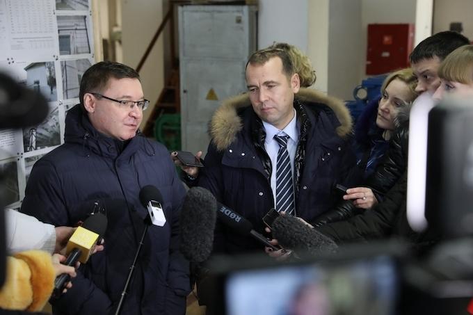 Министр строительства Владимир Якушев анонсировал реализацию федерального проекта «Чистая вода» в Зауралье
