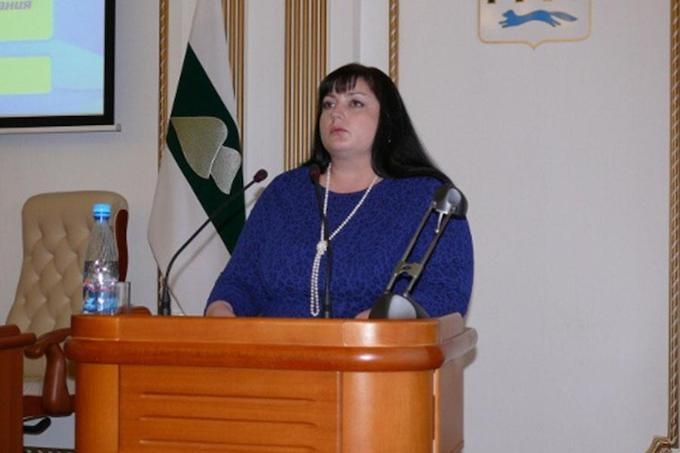 Директором Департамента экономического развития Зауралья стала Светлана Афанасьева