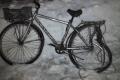 В Шадринске на снежной дороге сбили велосипедиста