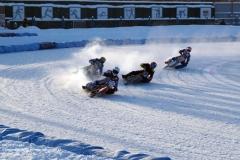 В Шадринске пройдёт командный чемпионат России по мотогонкам на льду