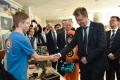 Шадринский школьник победил во всероссийском конкурсе «Лестница наук»