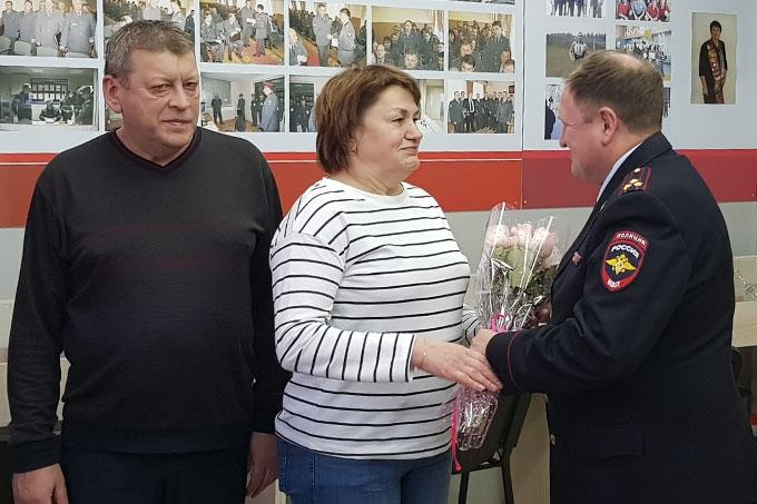 Вере Дубровских (Чувашевой) вручили памятный знак «За особые заслуги»