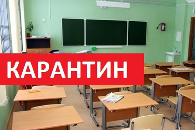 С 31 января шадринские школы закрываются на карантин