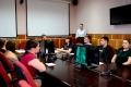 В общественной молодёжной палате подвели итоги работы за ушедший год