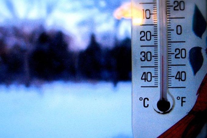 По области установится аномально низкая температура