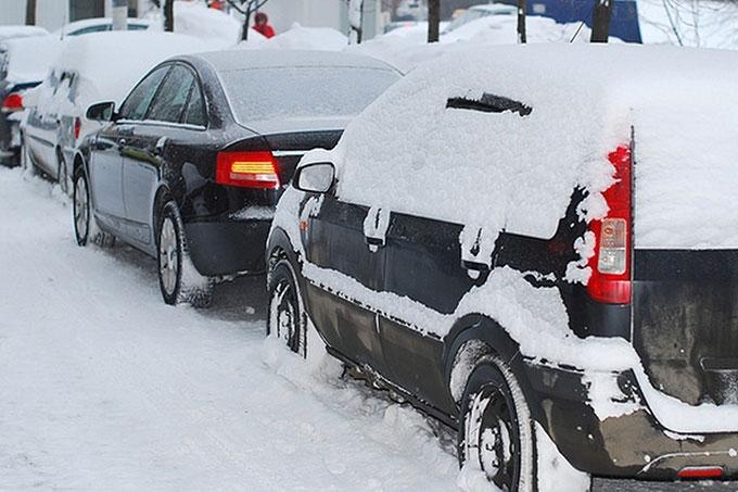 ГИБДД Зауралья напоминает о правилах безопасности в морозный период