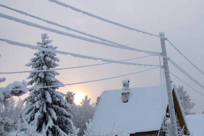 Зауральские сети связи готовы к аномальным морозам