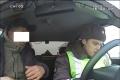 За попытку дачи взятки водитель получил штраф