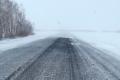 В Курганской области на трассе Р-254 «Иртыш» введено временное ограничение движения