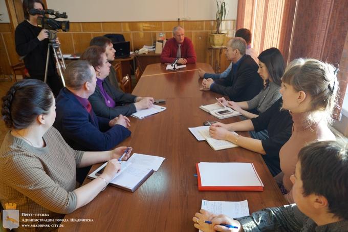 Переход на цифровое телевещание обсудили в шадринской администрации
