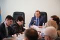 Вадим Шумков провёл в Шадринске выездное заседание президиума правительства