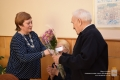 В Шадринске наградили ветерана педагогического труда