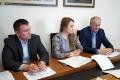 Выполнение поручений врио губернатора Вадима Шумкова обсудили в администрации Шадринска