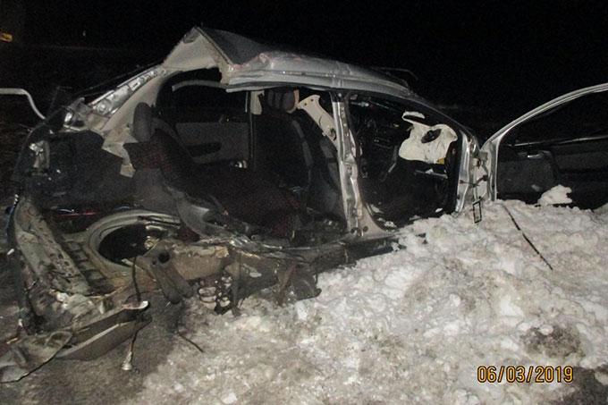 ДТП с пострадавшими в Мишкинском районе