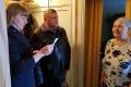 Женщин-ветеранов МВД поздравили с 8 Марта