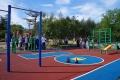 В Шадринске появится ещё одна спортивная типовая площадка для сдачи ГТО